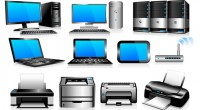 HP – Fujitsu – Dell – Lenovo etc.